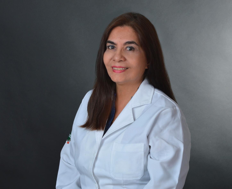 Dra. Hilda Espinoza – Presidente de la Sociedad Peruana de Dermatología